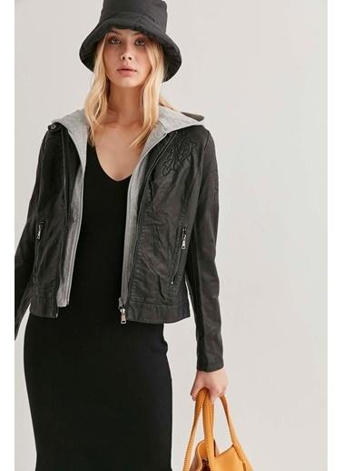 Vitrin Ceket Siyah